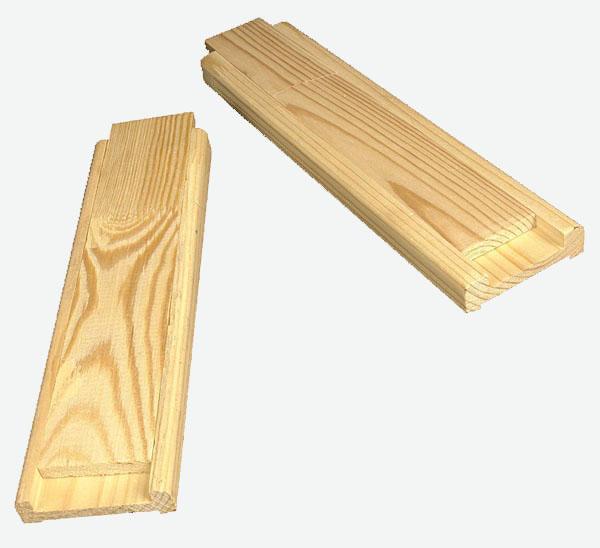 Чертежи проектов конструкций деревянных лестниц
